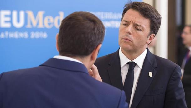 Germania contro il vertice anti-austerity di Atene Renzi e Hollande irresponsabili