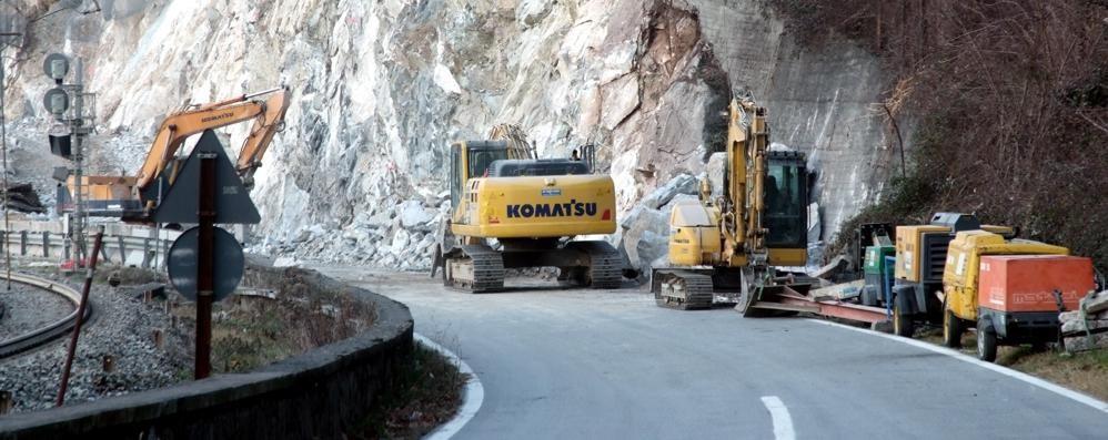 Pozzo di Riva , fissato il nuovo calendario  «Si riparte oggi per finire il 12 febbraio»