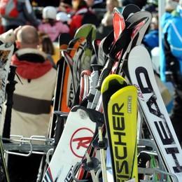 Skipass gratuito, più 20% di noleggio sci e scarponi