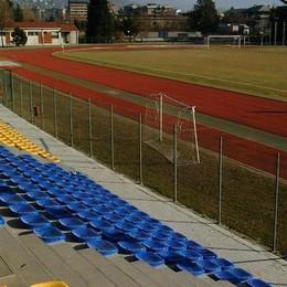 Calcio, campo impraticabile costringe il Sondrio a non giocare