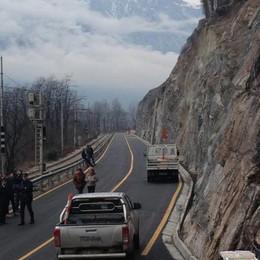 Pozzo di Riva, via la strettoia  Della Bitta: «Basta polemiche»