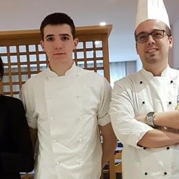 Migliori allievi chef a confronto  L'istituto Alberti primo in Lombardia