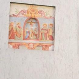 Valdidentro, un piccolo tesoro sulla facciata di casa Urbani