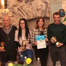 Premi Panathlon, in evidenza scialpinismo, bocce e le due ruote