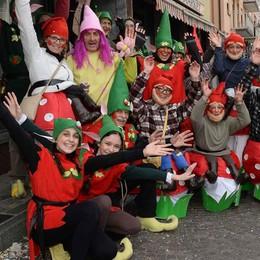 Arcobaleno di colori per il Carnevalissimo di Morbegno