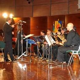 """Jazz per divertirsi e divertire  La """"Gerundia"""" suona a Sondrio"""