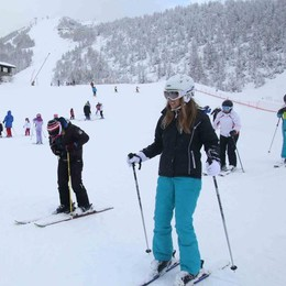 Neve, anche la Valmalenco sorride: 60 centimetri in quota