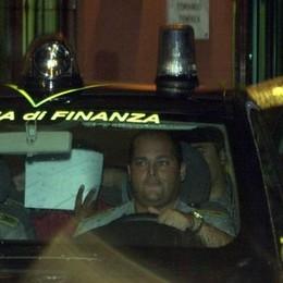 Arrestato per la droga dalla Finanza finisce in carcere