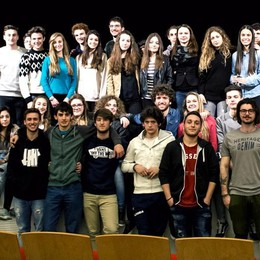 Concerto d'Istituto: tantissimi applausi  In 300 alla Società operaia di Chiavenna