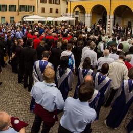 Più di tremila coristi e 300 concerti  Rezia Cantat profuma di grande evento