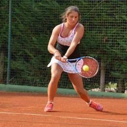 Tennis, Federica Rossi conquista il primo torneo Under 18
