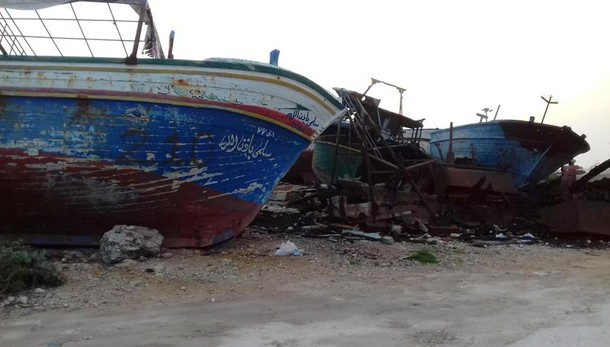 Migranti: ong, si temono 240 morti naufragio in Libia