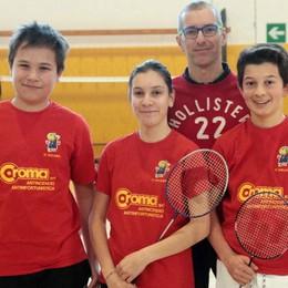 Giochi studenteschi, il Donegani domina le sfide di badminton
