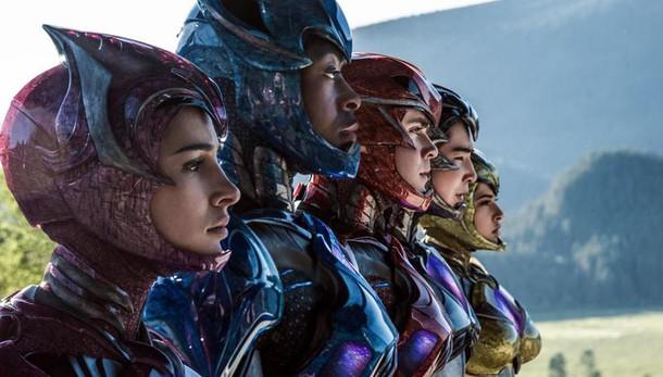 Power Rangers: clip italiana e featurette del film