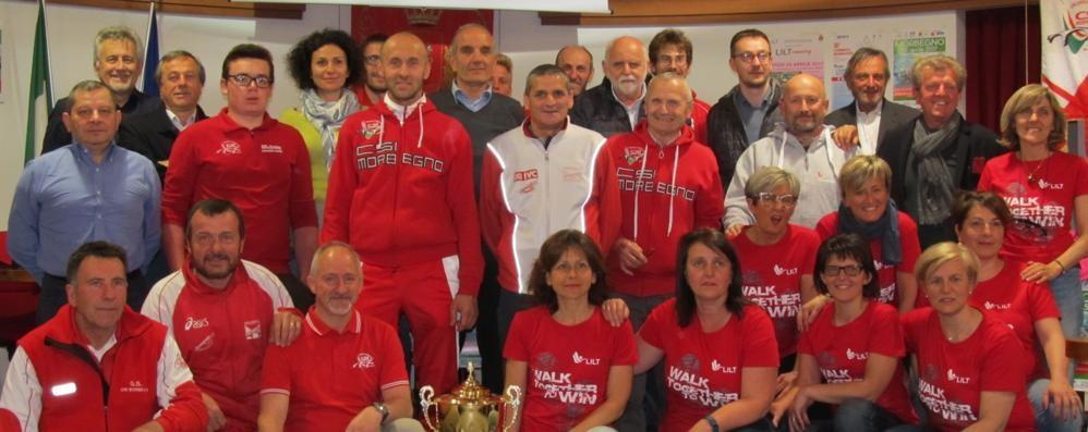 Una settimana all'insegna dello sport  Sei associazioni unite dalla solidarietà