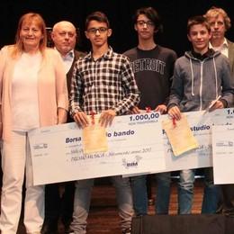 Borse di studio per un sogno  Premiati dal Bim i giovani artisti