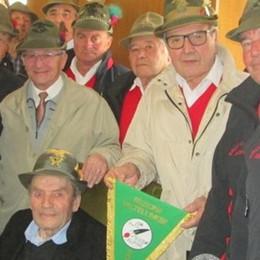 «Una vita per il paese» Tutta Grosio festeggia il professore partigiano