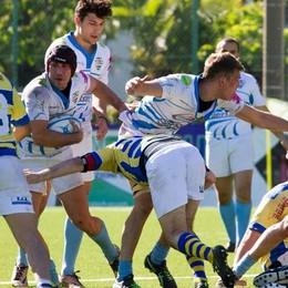 Rugby serie B, grande cuore della Sertori contro la corazzata Torino