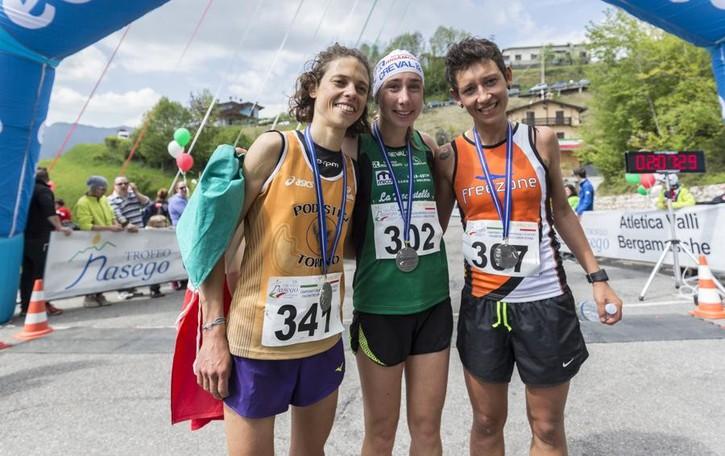 Gaggi si aggiudica il campionato italiano delle lunghe distanze