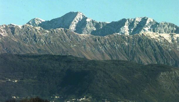 Incidente in montagna, morti due alpinisti sloveni sul Jof Fuart