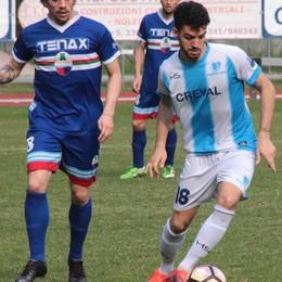 Calcio Eccellenza, addio playoff per il Sondrio fermato dal Verdello