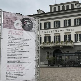 """Posta & the city"", una festa lunga un giorno"