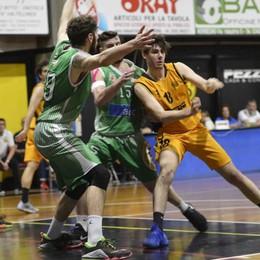 Basket serie C Silver, la Pezzini vince lo spareggio e si salva