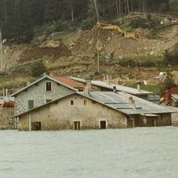 I 30 anni dall'alluvione  La Valtellina aspetta Mattarella