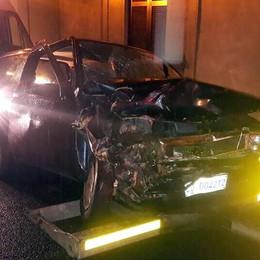 Bimba muore nello scontro  Arrestato il conducente:  era positivo all'alcoltest