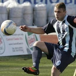 Calcio, il bomber Castagna tra gli obiettivi del Sondrio