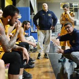 Basket in crisi, coach Busi chiama le società a raccolta