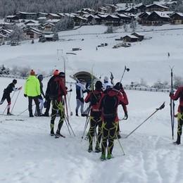 Tanta neve e a Livigno si scia già