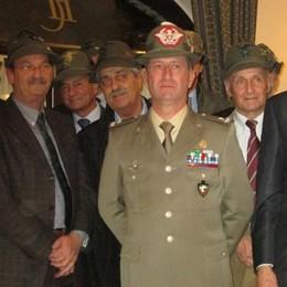 Il generale Covelli, dalla Valtellina alle missioni di pace