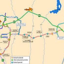Inaugurata la Brebemi  L'autostrada in Project  financing