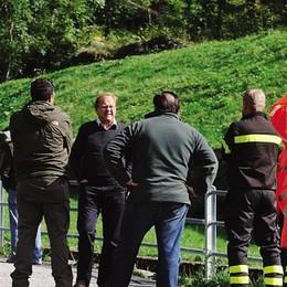 Cellulari muti in alta montagna  «Buchi anche in Valle Spluga»