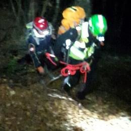 Due escursioniste sorprese dal buio  «Non avevano torce»