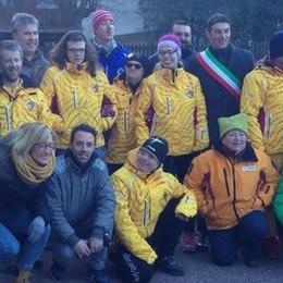 Special Olympics con le scuole dell'Alta Valle