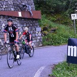 Giro d'Italia, che beffa per Mazzo  Mortirolo solo in discesa fino a Grosio