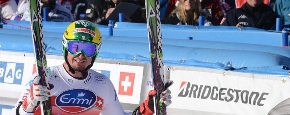Jansrud domina la Compagnoni. Paris porta il tricolore sul podio