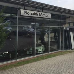 Il Gruppo Bonaldi a Sondrio   È sua la concessionaria Balgera