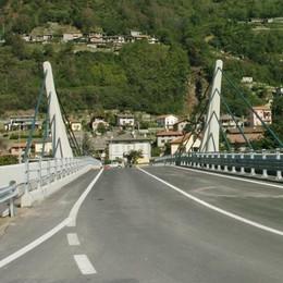 Ponte sull'Adda a Mantello, sale a 20 tonnellate il limite dei mezzi