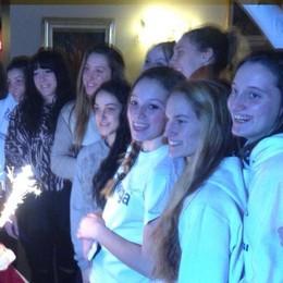 Volley, grande festa per l'Us Delebio: il titolo è suo