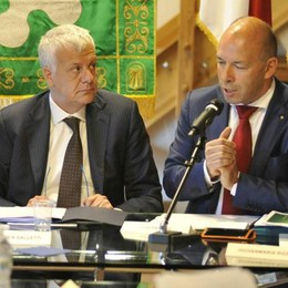 Lo sviluppo in sei azioni  Interventi per 21 milioni