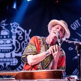 Watermelon Slim, un bluesman di razza al Mambo di Piateda