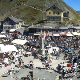 E la Valtellina   entra nella storia del Giro d'Italia
