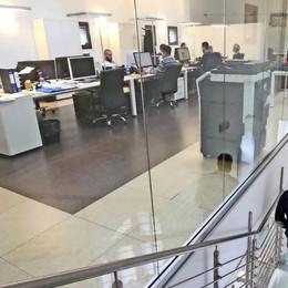 Dipendenti Secam sui banchi di scuola  Il tema è la sicurezza