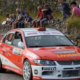 Automobilismo, Rossetti prende il volo nella Coppa Valtellina