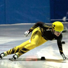 Short track, Arianna Fontana veste l'oro europeo
