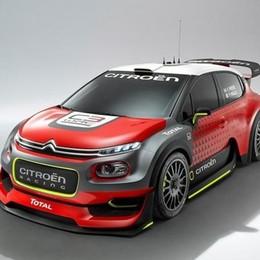 Campionato del mondo Rally  Citroen C3 WRC al debutto