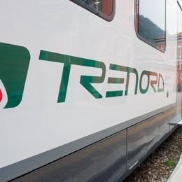 Oggi sciopero dei treni  Dalle 9 alle 17